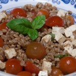 Italian Spelt Salad